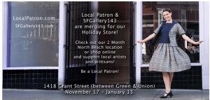 Local Patron Store invite pic