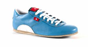 Oliberte: Blue shoes
