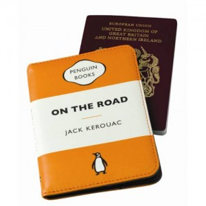 on the road passport holder