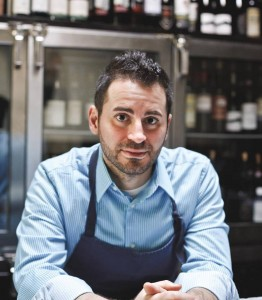 Michelin-starred Chef Matthew Accarrino from SPQR