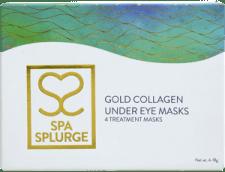 Gold Under Eye Mask- Retail Box