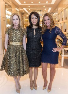 Sofie Azouaou, Lisa Kang, Judy Davies