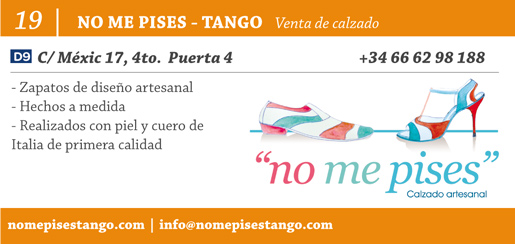 No me pises Tango