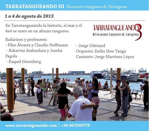Festival Tarratangueando