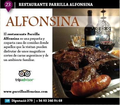 Restaurante Parrila Alfonsina