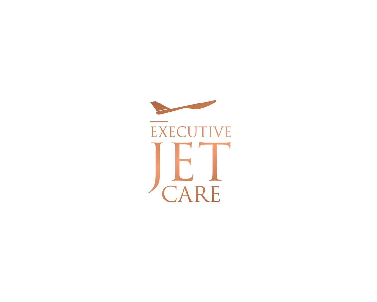 Diseño de logotipo Executive jetcare