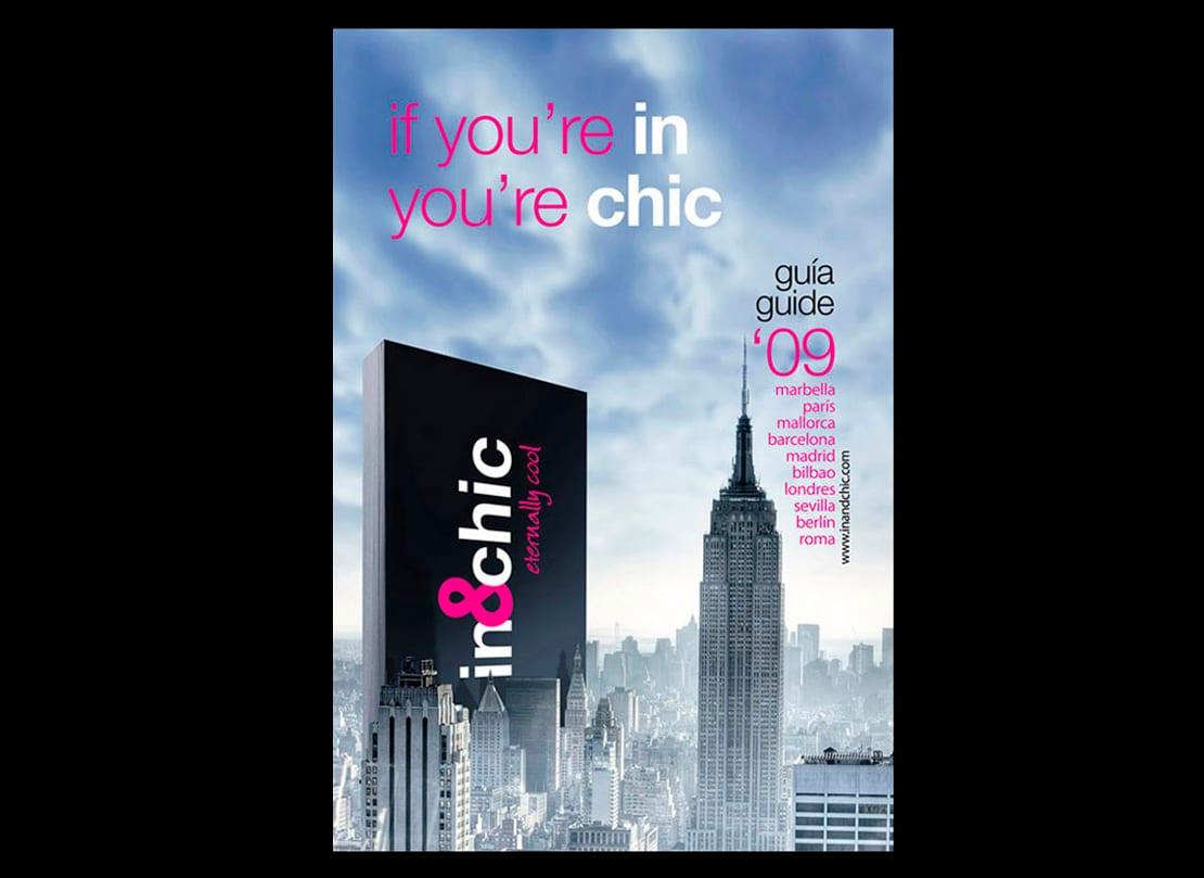 diseño de anuncio creativo para revista en marbella