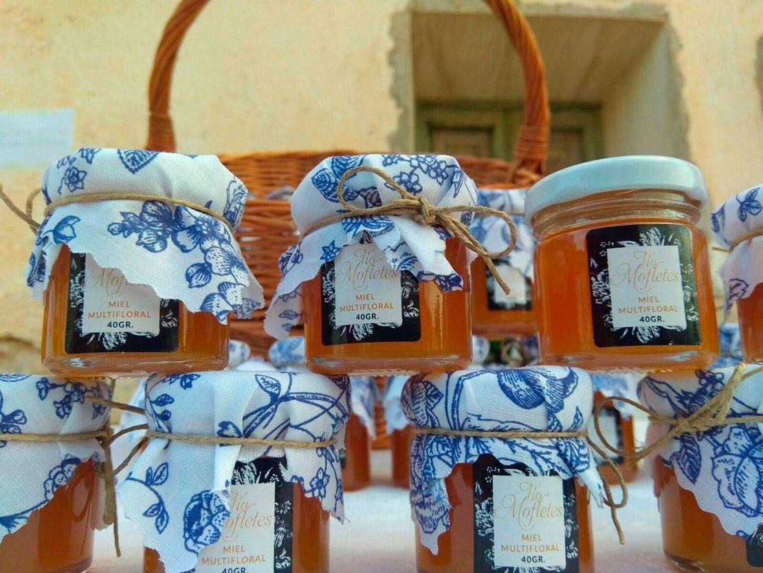 Miel del Pueblo, Tio Mofletes, diseño de packaging