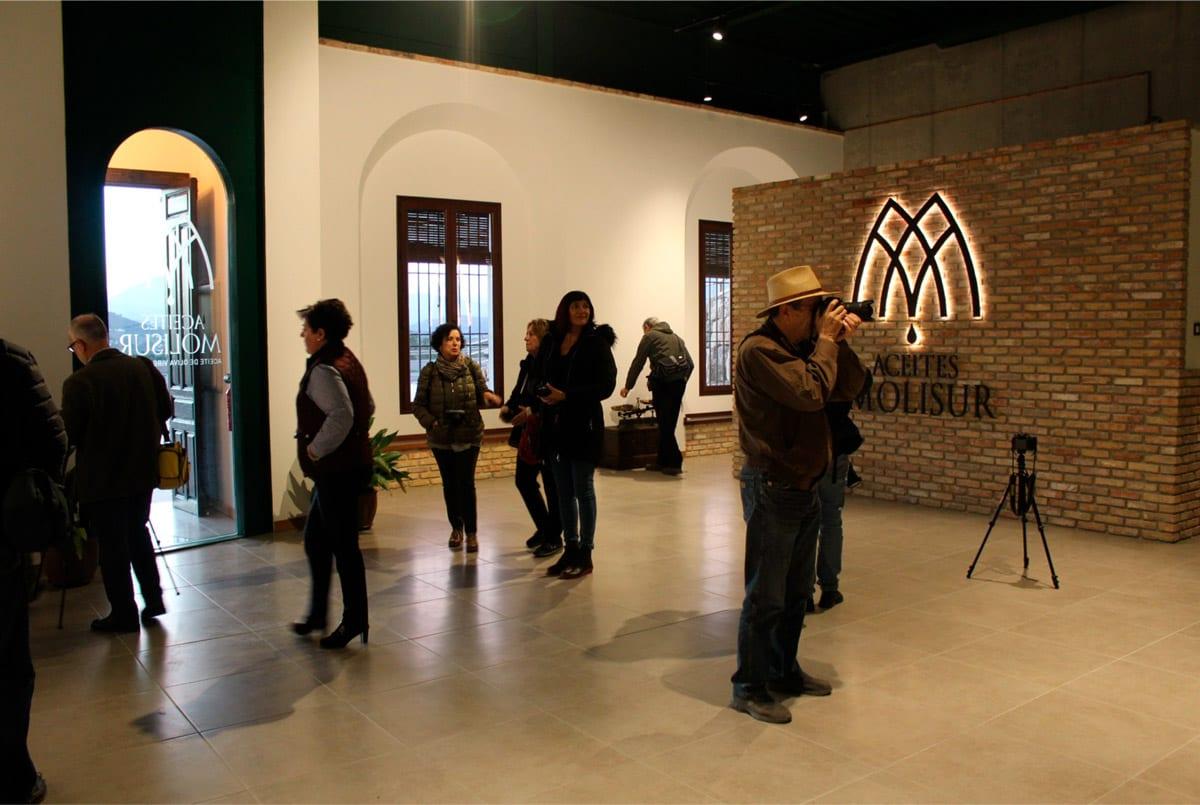 inauguracion de la empresa Molisur