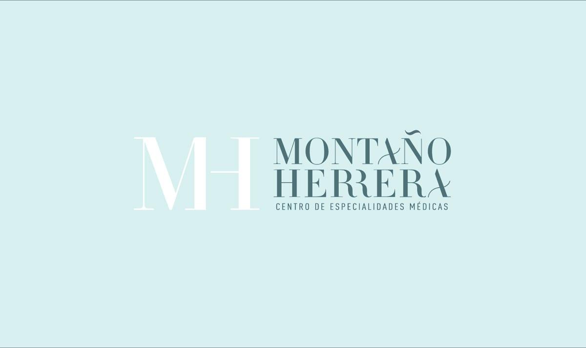 Montaño Herrera, diseño de logotipo y branding