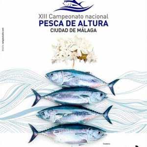 XIII Campeonato nacional, pesca de altura, anuncio creativo