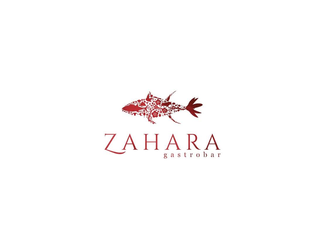 Zahara, logotipos originales