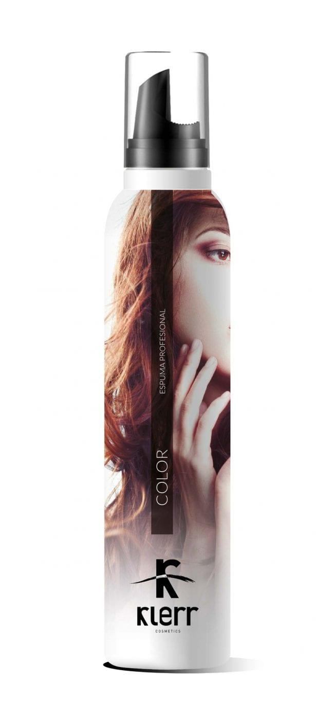 diseño de laca para klerr cosmetics