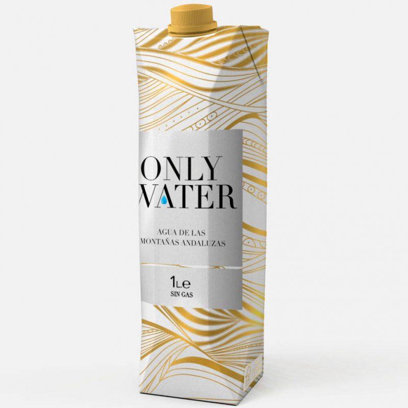 diseño de packaging para empresa de bebidas