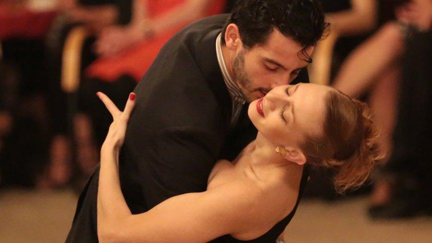 La Luna Tango Antwerpen Milagros en Lisandro