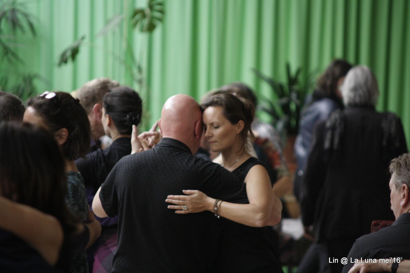 Milonga met DJ Ben bij Tango La Luna