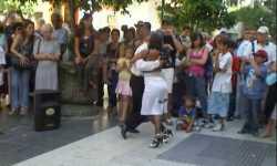 Screenshot - Tango Callejero a Buenos Aires, Tango di Strada a Buenos Aires, media luna