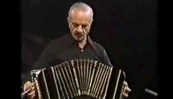 Bandoneon Tango Argentino Astor Piazzolla