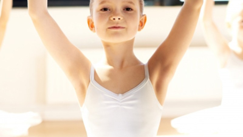 Kids Ballet Lessons