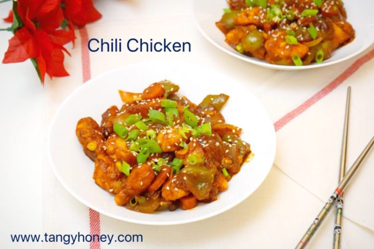 Chili Chicken