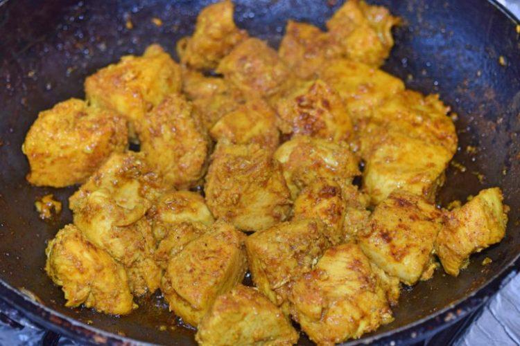 Instant Chicken Biryani