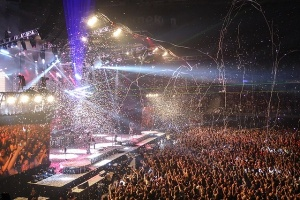 Koncert Rihanny w UK
