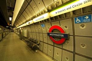 Strajk pracowników metra w Londynie - strajki w metrze - metro Londyn - underground strike