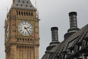 Big Ben w Londynie - wyprzedaz nieruchomosci rzadowych