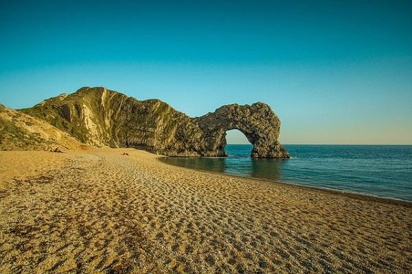 Durdle Door - Dorset - jak dojechac pociagiem i samochodem - poradnik - warto zwiedzić w Wielkiej Brytanii