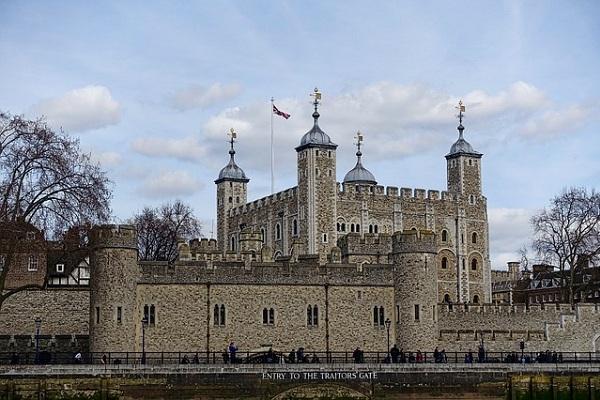 Tower of London - Londyńskie Tower