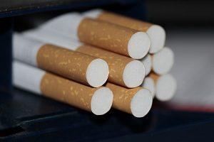 Odsprzedaż papierosów z Polski w UK przestępstwo