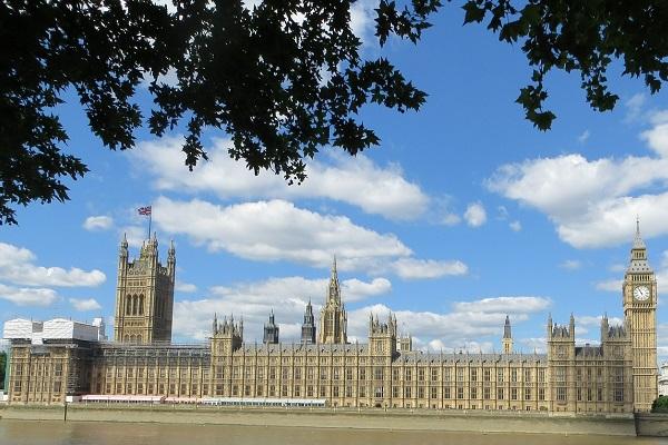 Westminster Palace w Londynie