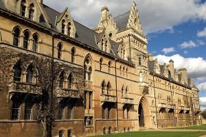 Oxford University - ranking uniwersytetow - najlepszy na swieie - The Times