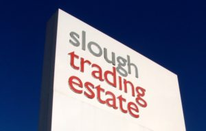Slough Trading Estate - Polacy w Slough
