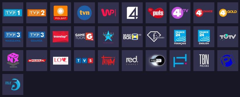 polska telewizja za darmo przez internet
