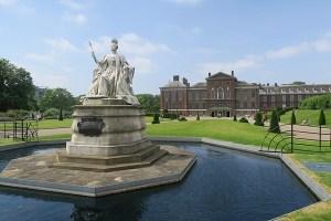 kensington palace - ulica kensington gardens palace 7 - najdroższa ulica w Londynie