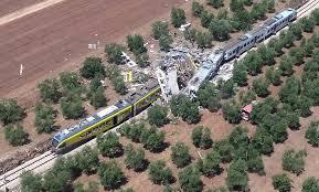 The train accident of Andria-Corato