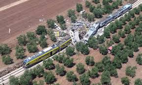 The train accident of Andria-Corato