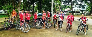 """""""Wild boars"""" soccer team  trapped in the Tham Luang Nang cave"""