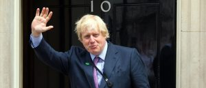 Boris Johnson in intensive care: profection, SR and transits
