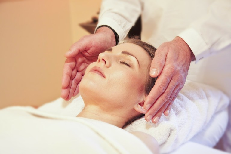 My First Experience of Reiki