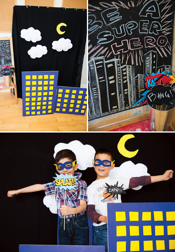 DIY-super-hero-photo-booth