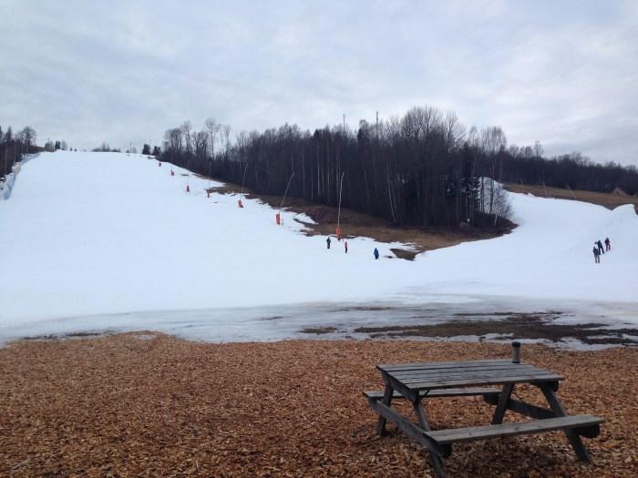 Trasa narciarska