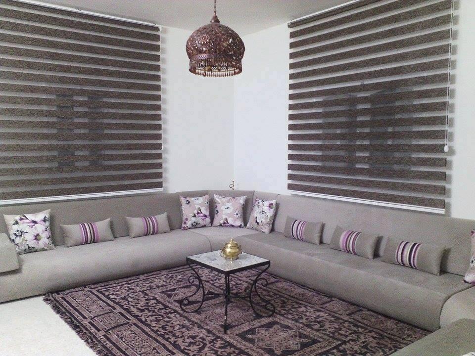 rideau enrouleur double jeux meubles