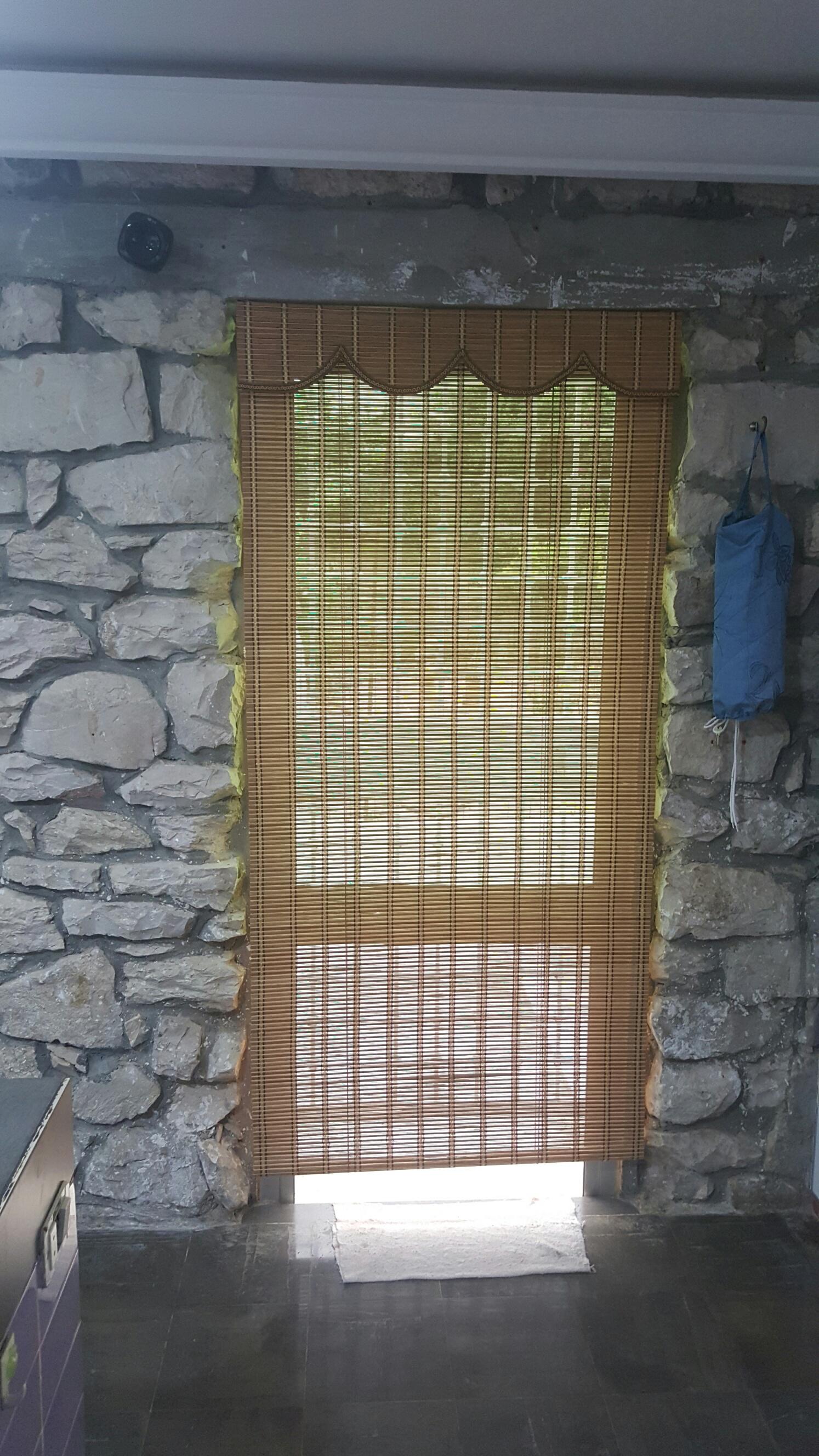 rideaux bambou meubles et decoration