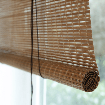 store a rouler en bambou meubles et