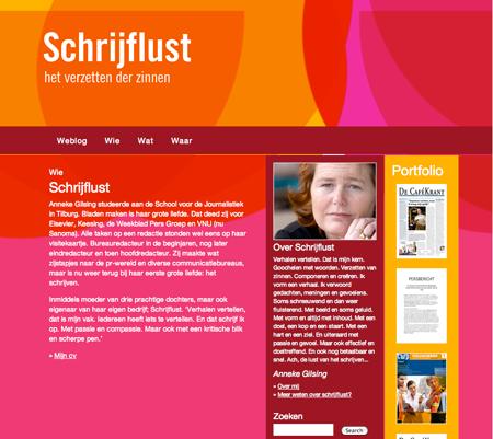 www.schrijflust.nl
