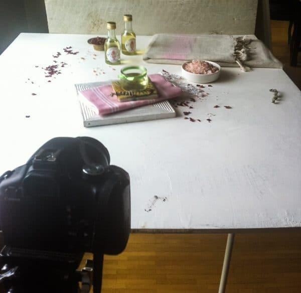Fotoshooting und Styling für Padmavati Ayuveda Onlineshop