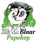 Logo voor een geiten- en koeienboerderij