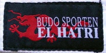 Label voor karatepakken